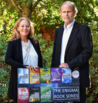 The Enigma Gamers – A CATS Tale: Author Interview