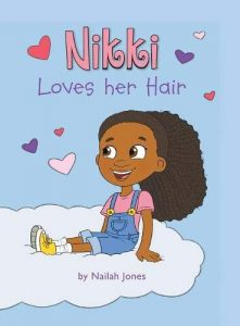 """Nikki Loves Her Hair"" Teaches Kids to Be Proud of Who They Are"