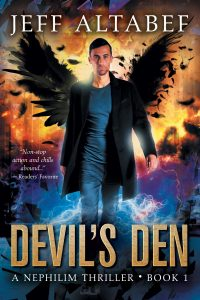 Grab Devil's Den: A Nephilim Thriller on Sale Now for Just $0.99 + Check Out Book 2 in the Series!