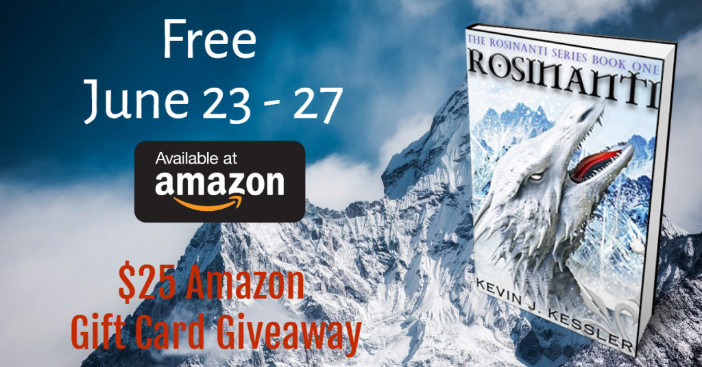 BookBrushImage 2019 5 22 11 581 Rosinanti (A Ya Book for Dragon Lovers) is Currently FREE on Amazon