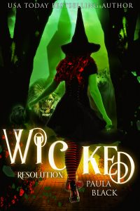 wickedfour New Release! Wicked Resolution (Wicked Origins Book 4) is only $0.99!